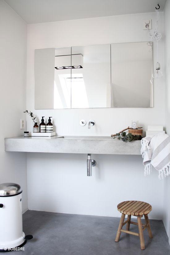 6 tips om je badkamer optisch te vergroten solvari - Badkamer plan m ...