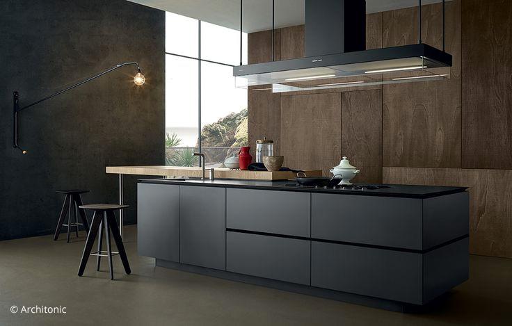Gietvloer Keuken Plaatsen : Varenna Poliform Kitchen