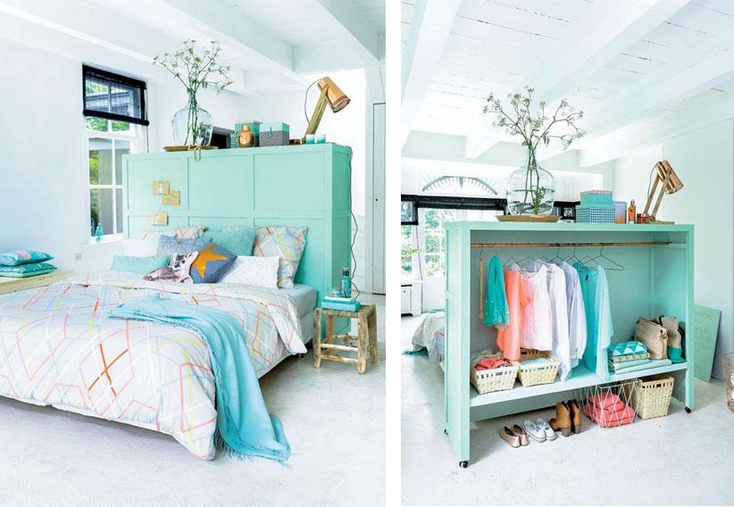 Roomdividers in uw slaapkamer en d top 3 diy 39 s solvari - Fotos van de slaapkamers ...