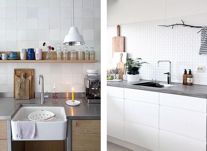 Tegels keuken renoveren: tegels keuken opknappen pure amp original ...