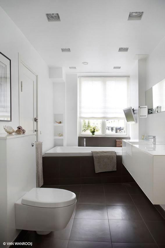 6 tips om uw badkamer optisch te vergroten solvari - Kleur idee ruimte zen bad ...