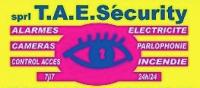 sprl T.A.E. Security logo