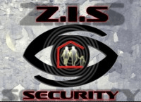 ZIS SECURITY logo