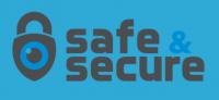 Safe and secure logo