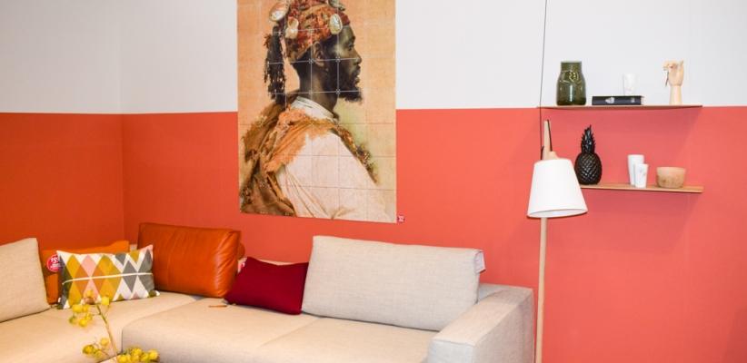 Wat kleur en decoratie zeggen over je persoonlijkheid solvari - Deco kleur muur decoratie ...