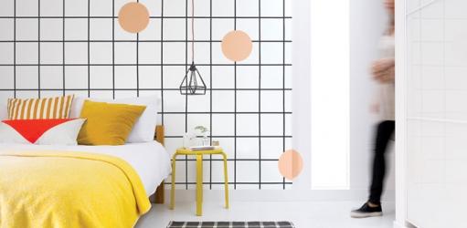 Kleur in je huis brengen