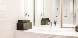6 tips om je badkamer optisch te vergroten