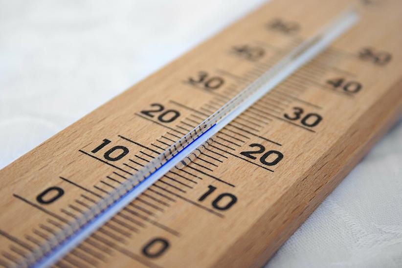 Ideale temperatuur in huis krijg je zo
