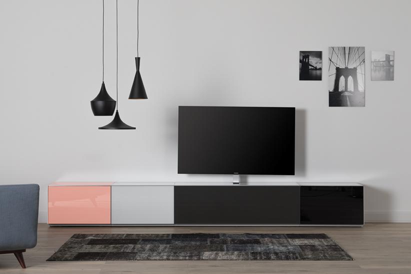 Grote Tv Kast : Interieurtrends van 2018 een design tv meubel solvari
