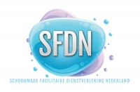 Schoonmaakbedrijf SFDN logo
